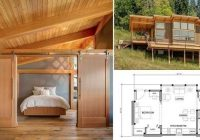 prefab tiny under 1000 sf house built in oregon prefab Prefab Cabins Oregon