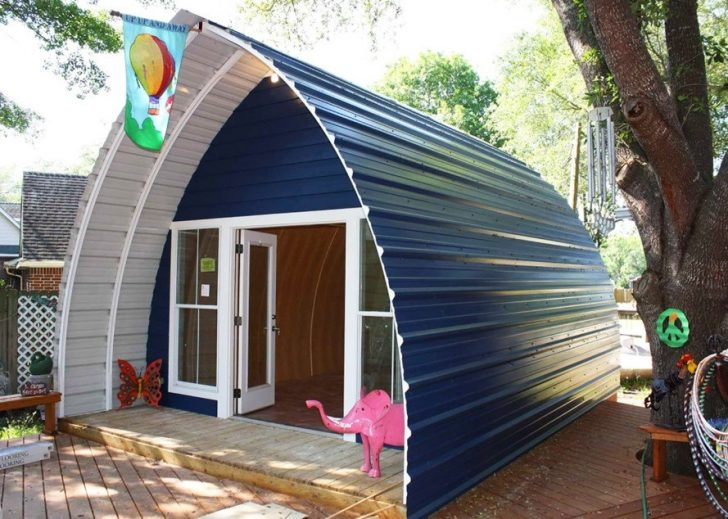 Permalink to Cozy Arched Cabins