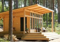 pretty tiny timber frame in sweden from swedish Timber Frame Small Cabin/