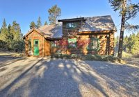 private log cabin in bend w deschutes river view updated Bend Oregon Cabins