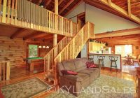 red river gorge cabin rental vacation home income Natural Bridge Cabins