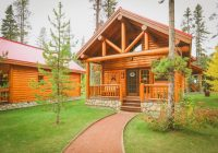 resort baker creek mountain lake louise canada booking Lake Louise Cabins