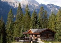 rocky mountain cabin 35 pieces log cabins in 2021 Rocky Mountains Cabins