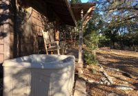 romantic cabin in the woods with private hot tub updated Cabins With Hot Tubs In Texas