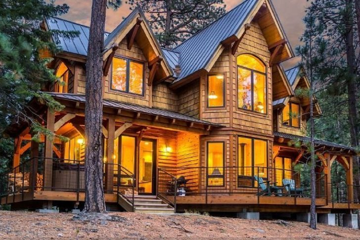 Permalink to Simple Bend Oregon Cabins Ideas