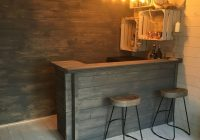 rustic bar in log cabin what would you use yours bar Cabin Bar Designs