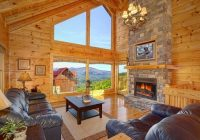 rustic cabin decor ideas for your log home everything log Decorate Log Cabin Ideas