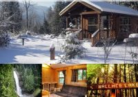 rustic retreats cabins and yurts for rent in washington Cabins Washington State
