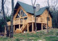 sand county vacation rentals bluff view wisconsin dells wi Wisconsin Dells Log Cabins