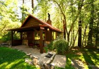 secluded cabin rental for group vacation in oak creek canyon Oak Creek Canyon Cabins