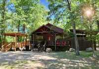 secluded cabin rental in beavers bend oklahoma near broken bow lake broken bow Secluded Cabins In Oklahoma