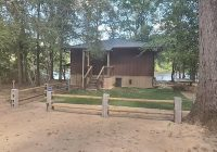secluded east texas cottage on private lake in peaceful wooded area linden Lake Cabin East Texas