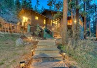 secluded historic cabin with hot tub walk to town estes park Cabins In Estes Park With Hot Tubs