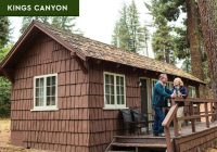 sequoia kings canyon national parks in park lodging Sequoia National Park Cabins