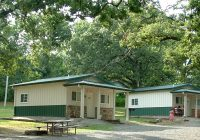 sequoyah bay state park cabins camping explore the ozarks Oklahoma State Park Cabins