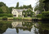 seven of the best country homes for sale in lancashire and Lake Cabin Uk For Sale