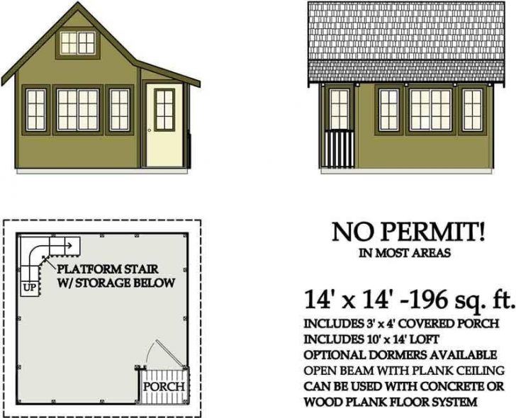 Permalink to Simple 200 Sq Ft Cabin Kits