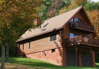 sky view lodge cabin rental near bristol mountain mt in Finger Lakes Cabins
