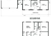 small 2 story log cabin tarcisio 2 Bedroom Cabin Floor Plans
