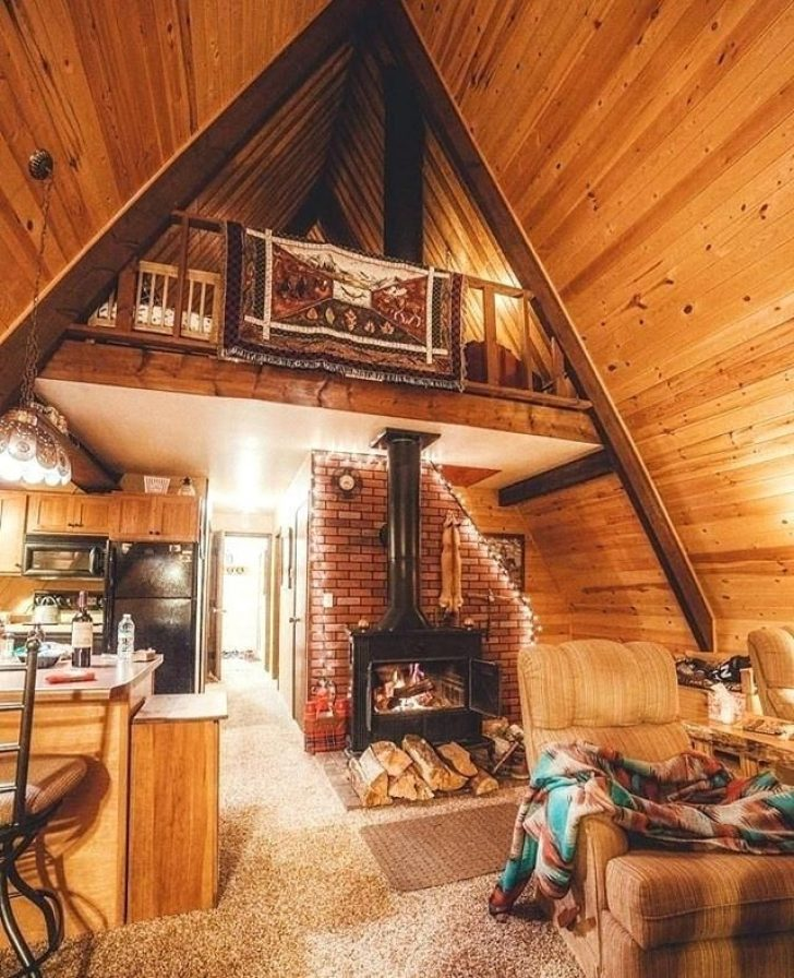 Permalink to Simple Best Small Cabin Pictures Ideas