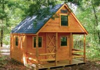 small cabins to build simple solar homes learn how to Simple Cabin House