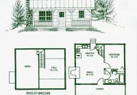 small cabins with loft floor plans lovely best 25 cabin Best 25 Cabin Floor Plans Ideas On Pinterest