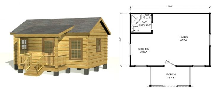 Permalink to Southland Small Cabin Kits Gallery