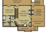 small mountain cabin plan max fulbright designs cabin Cottage Cabin Blueprints