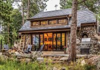 small timber frame homes Timber Frame Small Cabin/