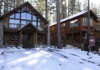 south lake tahoe vacation rental owners get a partial S Lake Tahoe Cabin Rentals