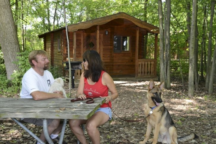 Permalink to Simple Michigan Camping Cabins Ideas