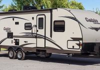 specs for 2020 travel trailer gulf stream cabin cruiser rvs 2020 Cabin Cruiser