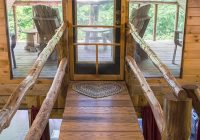 stargazer cabin in hocking hills at getaway cabins Hocking Hills Cabins For 2