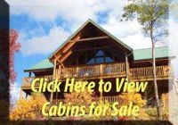starr crest resort cabins for sale rent in sevierville Smoky Mountain Log Cabins For Sale
