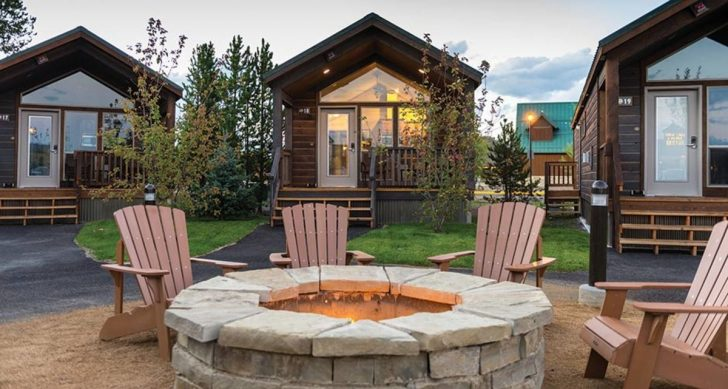 Permalink to Cozy Cabins Near Yellowstone