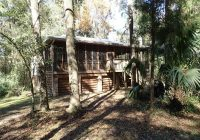 stay overnight at suwannee river florida state parks Suwannee River State Park Cabins