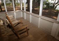 stay the night in a south carolina state park cabin Edisto State Park Cabins