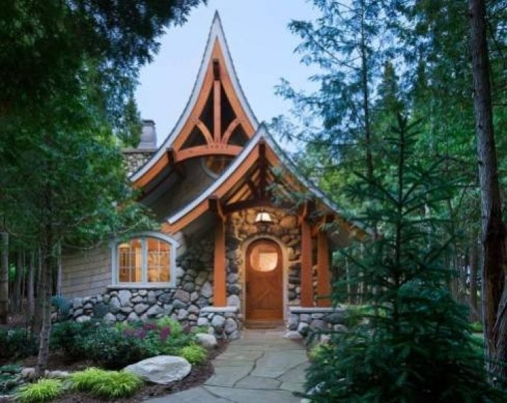 Permalink to Cozy Cottage Cabin Ideas Gallery