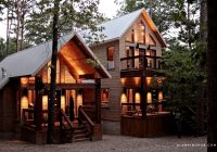stunning and modern cabin rental near beavers bend state park oklahoma Beavers Bend Oklahoma Cabins