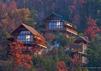 stunning luxury cabin in great smoky mountains national park in gatlinburg tennessee Luxury Cabins Tennessee
