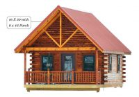 sunrise supreme series log cabin pricing options salem ohio 24×30 Cabin
