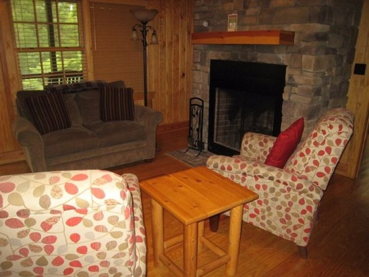 Permalink to Table Rock State Park Cabins Gallery