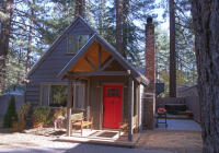tahoe cabin oasis cabins for rent in south lake tahoe S Lake Tahoe Cabin Rentals