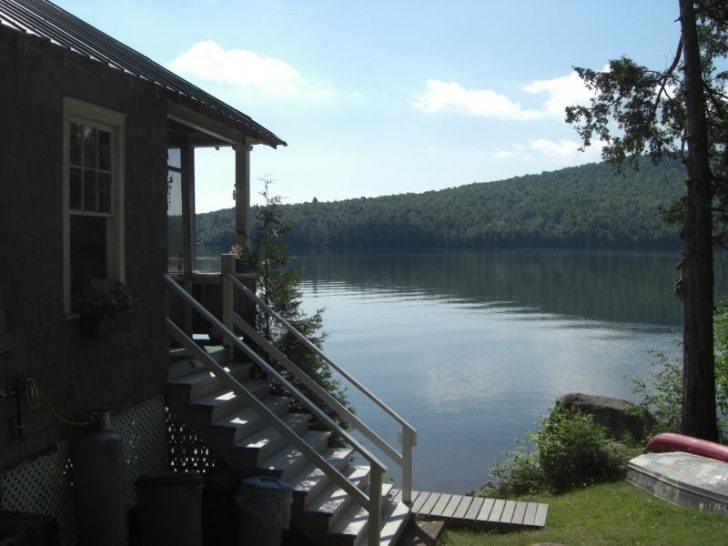 Permalink to Simple Lake Cabin New York Ideas