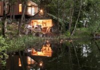 the 10 most romantic hotels in the lake district the hotel Lake Cabin Lake District
