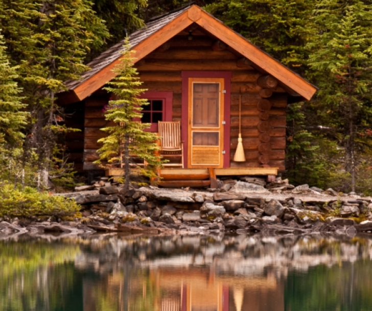 Permalink to Minimalist Lake Cabin Pictures Ideas