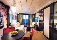 the best cruise ship cabins for families cond nast traveler Best Cruise Cabins