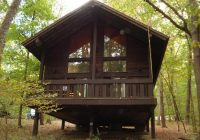 the best log cabins to rent in indiana are at brown county Brown County State Park Cabins