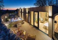 the best luxury 5 star boutique hotels spas in the lake Lake Cabin Lake District
