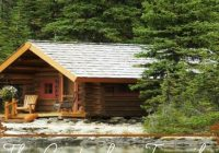 the cost of a family cottage or cabin young and thrifty Cabin Vs Cottage